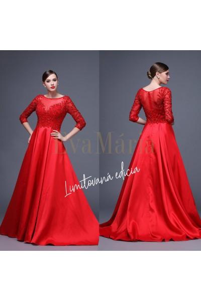Luxusné spoločenské šaty na predaj a na prenájom (2) 65e0a71a4ae