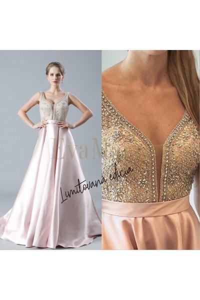 Luxusné spoločenské šaty na predaj a na prenájom 5d01a647ee0