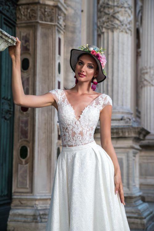 Nádherné značkové svadobné šaty 2019