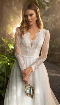 Kategória Elegantné svadobné šaty