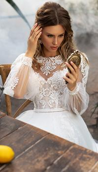 Kategória Princeznovské svadobné šaty