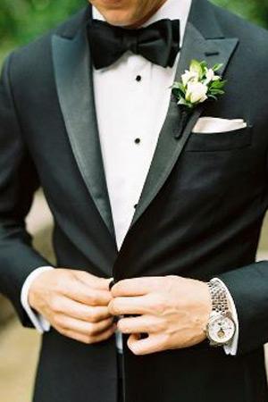elegantný oblek