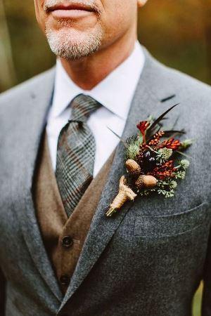 najkrajší oblek pre ženícha