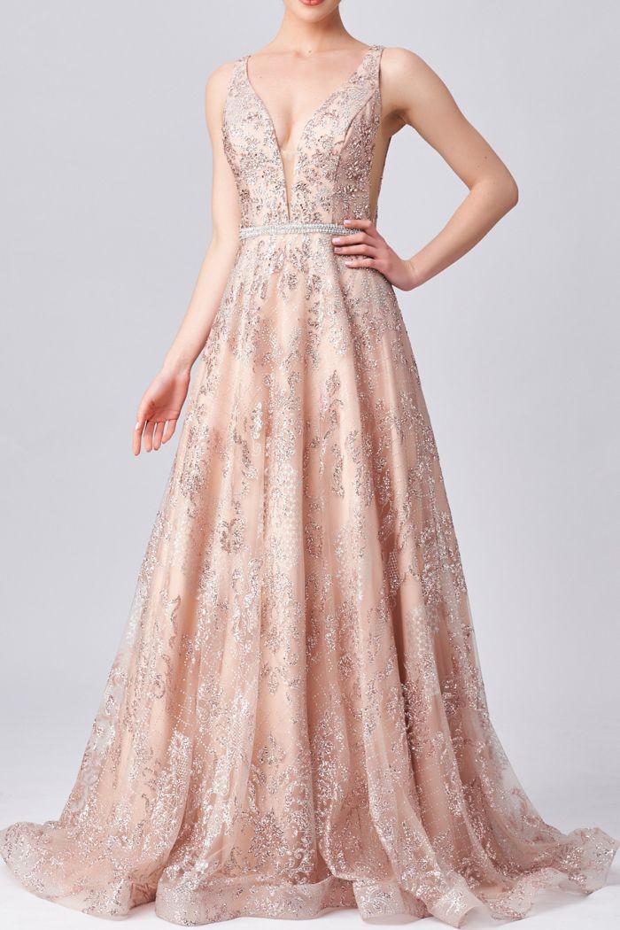 Prekrásne šaty na stužkovú