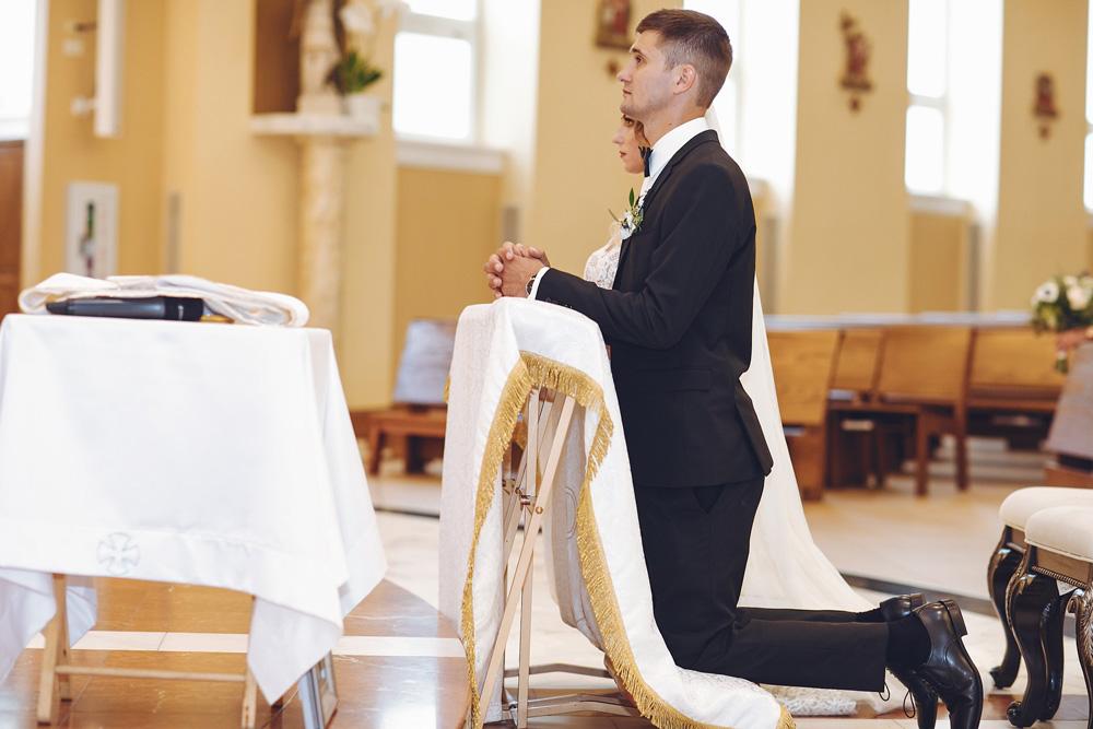 svadobné šaty do kostola