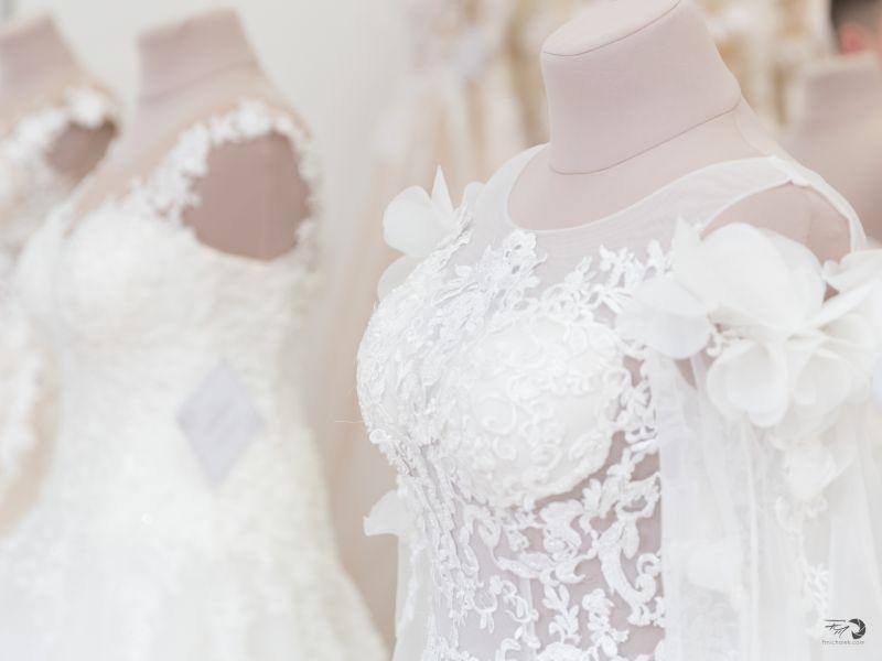 Svadobné šaty Sereď