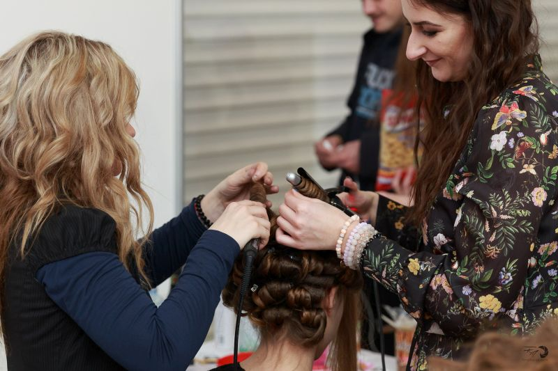 Hairstylist - Mirka Sojaková a Monika Okšová