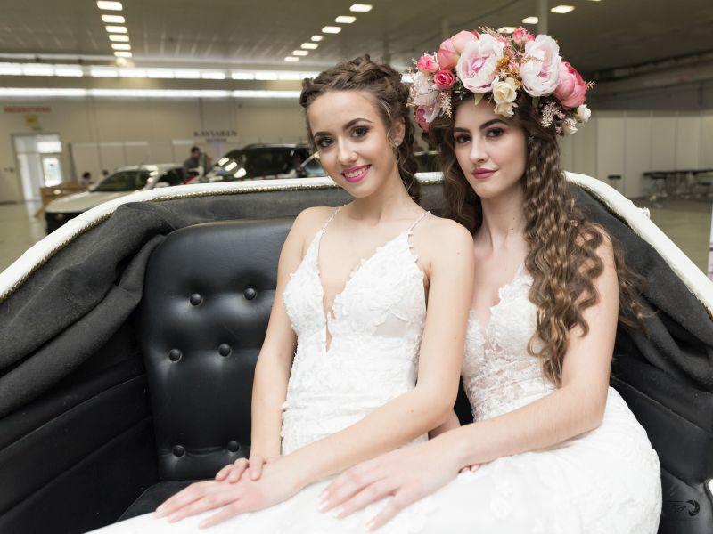 Najkrajšie svadobné šaty na Slovensku