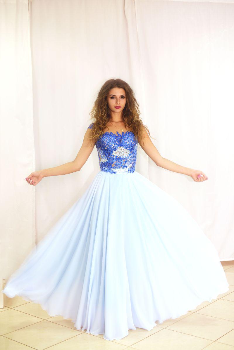 Miss Slovensko v luxusných šatách zo Svadobného centra EvaMária