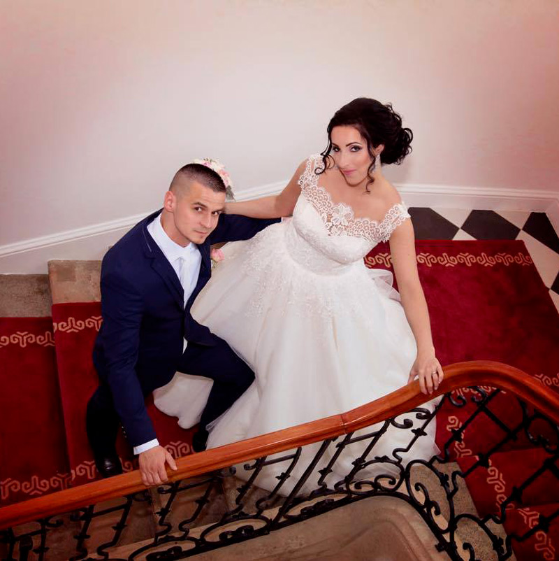 Svadobné šaty Violetta - Tina Valerdi