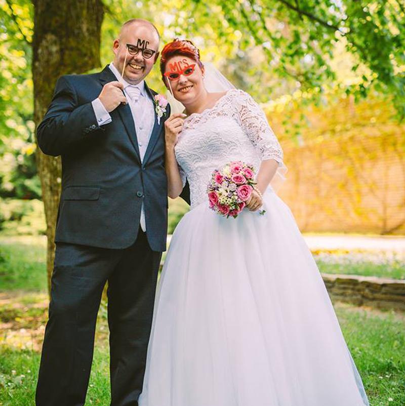 Zuzana a Michal - love story
