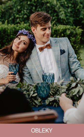 svadobné obleky, obleky pre ženícha