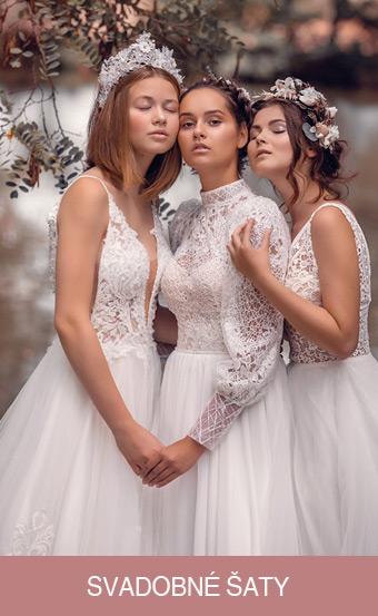 svadobné šaty 2020