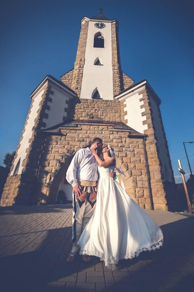 Svadobný fotografk Lukáš Kucej