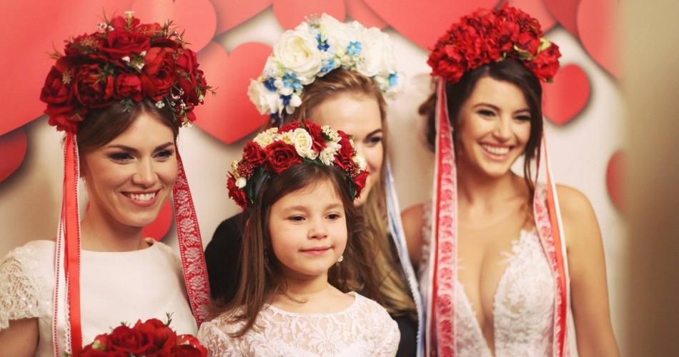 Bianca na svadobnej výstave v Prešove